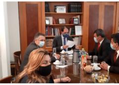 Επίσκεψη του Υφυπουργού Υποδομών & Μεταφορών Γιάννη Κεφαλογιάννη στην Καστοριά